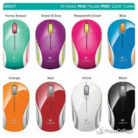 mouse wireless logitech m 187 original