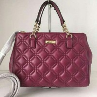 JUAL TAS KATE SPADE LODEN ASTOR RED PLUM AS ORIGINAL ASLI
