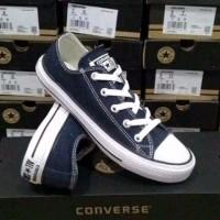 Sepatu Kets Converse Ox Black