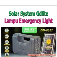 Solar System Gdlite Lampu Emergency Light