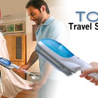 Setrika Uap TOBI Travel Steam