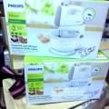 Philips Mixer Com with Stand TERBARU HR1559 Abu Asli, Baru, Garansi
