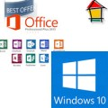 Paket Lisensi Windows 10 Pro Dan Office 2013 Pro Plus Sp1