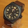 Swiss Army SA-5028M Brown LEather Kw Super