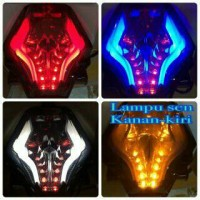Lampu Stop Led 3in1 R25/MT25 dan MX King