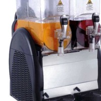 SLUSH (GRANITA) MACHINE / MESIN PEMBUAT ES SALJU / DISPENSER / 2S