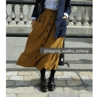 Celana Hijab Legging Wudhu Pelangi