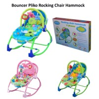 Bouncer Bouncher Pliko Rocking Chair Hammock , Kursi Goyang Bayi Baby