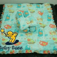 bedding set bess/bed cover set bantal guling/bed cover