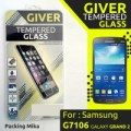 TEMPERED GLASS GIVER SAMSUNG G7106 GALAXY GRAND 2