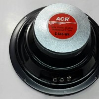 SPEAKER 6 INCH WOOFER ACR C-610-WH 60 WATT ( ORIGINAL ASLI )