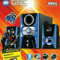 SPEAKER GMC BLUETOOTH 886G