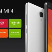 Xiaomi Mi4 4g LTE - Ram 2gb / 16gb Garansi Distributor