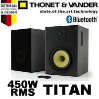 Thonet & Vander Titan Bluetooth Wireless Speaker Speakers
