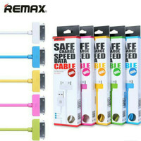 Jual Kabel data remax safe charger speed iphone 4 / 4s / 3g / 3gs et