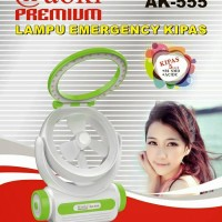 LAMPU EMERGENCY KIPAS 5