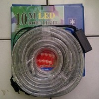 Lampu Hias Led Panjang 10 Meter Rope Light