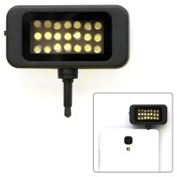Lampu Flash Selfie Foto Depan Universal Flash Lamp LED Android Iphone
