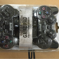 gamepad / stick game double analog usb port new murah
