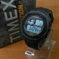 Jam tangan timex expedition black army