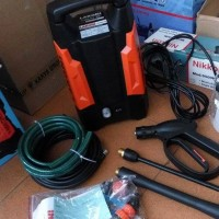 Jet cleaner Lakoni laguna watt kecil 550w mesin cuci mobil keliling