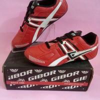 Sepatu Futsal / Gibor - KENNE FL-T (Junior) (Red/Black/White)