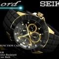 Seiko Lord SRL070P1 Quartz Chrono Day Day Indicator | Jam Pria SRL070