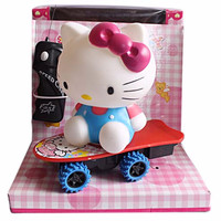 (PROMO) MAINAN REMOTE CONTROL HELLO KITTY PANJANG 20 CM ( MAO BOT 0109
