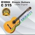 Gitar acustic Yamaha c315 ORIGINAL YAMAHA RESMI Bonus tas