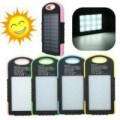 POWERBANK SOLAR CELL + 20 LED LAMPU EMERGENCY