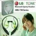 Headset Bluetooth LG TONE HBS 730 Stereo
