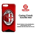 Casing XIAOMI MI6 ac milan Custom Hard Case
