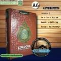 Buku Kitab [A6] Al Quran - Alquran Cordova Terjemah A6 Saku - Syaamil