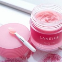 LANEIGE LIP SLEEPING MASK BERRY 20gr FULL SI alat make up beauty tools