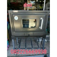 oven gas bima master super tebal + thermo 8044