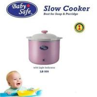 Baby Safe Slow Cooker Rice Soup Porridge Alat Masak Bubur Sup Bayi