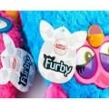 Boneka Burung hantu furby bahan plush dengan suara untuk mainan anak