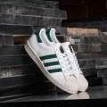 Sepatu Adidas Superstar 80'S White/Green Original Made In indonesia