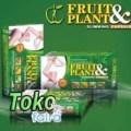 Obat Pelangsing Terbaik TUBUH AMAN HERBAL ALAMI FRUIT PLANT SNI BPOM