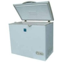 Sharp Chest freezer box frv-300 pembeku daging es 250 liter frv 300