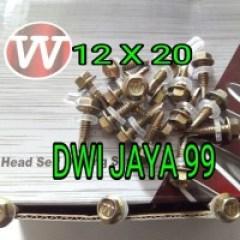 Mesin Pembuat Baut Baja Ringan Jual 12 X 20 Mm Kota Surabaya Dwi Jaya 99