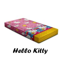 SARUNG KASUR 180 X 200 X 20 KING SIZE NO1 - HELLO KITTY HARGA RESELLER