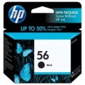 HP Ink Cartridge 56 - Hitam