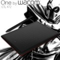 Tablet Wacom ONE Comic Pen and Touch - CTL-472