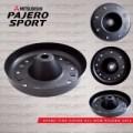 Otoproject Cover Tire / Spare Tire All New Pajero 2016