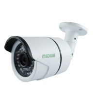 Medusa IP Camera Bullet MD-IP200S-B01 2.0 MP - Body Metal White