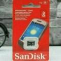 MMC SanDisk 8GB SDHC Memory Card Kartu Memory Microsd Micro SD Card