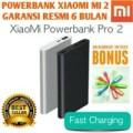 PROMO Original Power bank 10000 mah Xiaomi Mi 2 Pro Powerbank Fast C