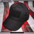 Molay Alpha Tactical Cap Black MK II