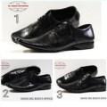 sepatu pantofel pria terbaru original drfaris pantofel kulit asli